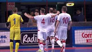 Беларусь 3 3 Италия Отборочный матч ЧМ по мини футболу