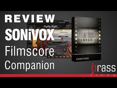 Review SONiVOX Film Score Companion