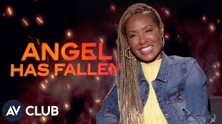 Jada Pinkett Smith on Angel Has Fallen, Red Table Talk, and staying home