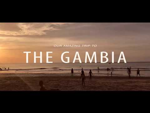 The Gambia 2017 - our amazing trip!