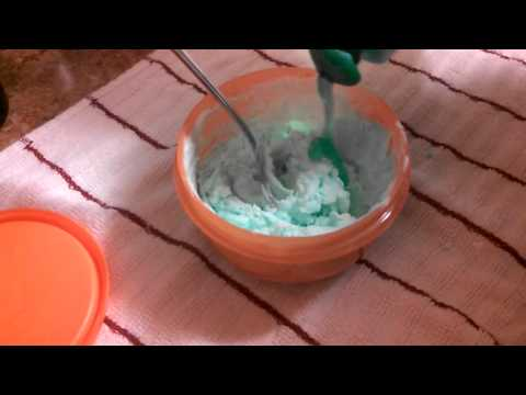How to make slime with palmolive dish soap and baking soda