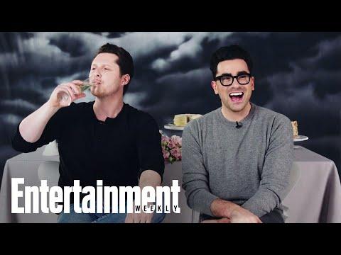 'Schitt's Creek' Series Finale: Dan Levy & Noah Reid On Their 'Happy Ending' | Entertainment Weekly