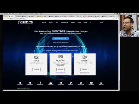 Credits ICO - Scam or Not ? | Hindi