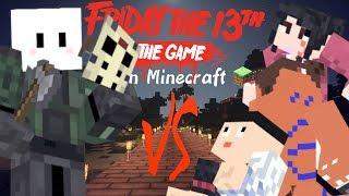 ぴくとさんとガチバトル!!マイクラ版13日の金曜日にぴくとさん参戦!!Part3- Friday The 13th The Game in minecraft #10[ミナミノツドイ] thumbnail