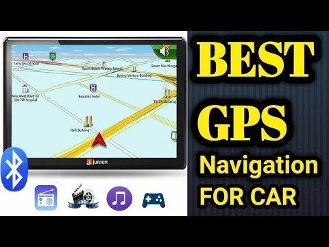 BEST 2018 CAR GPS NAVIGATION REVIEW AND BUY! (MUST SEE) 3D GPS, BLUETOOTH, AV IN AND LOST MORE