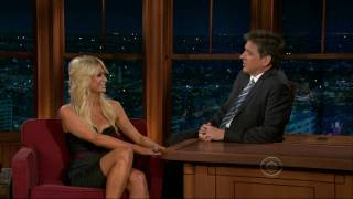 The Late Late Show With Craig Ferguson - Paris Hilton -  12/23/09