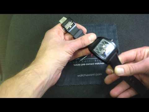 Corum Ti-Bridge PVD Limited Edition Luxury Watch Review