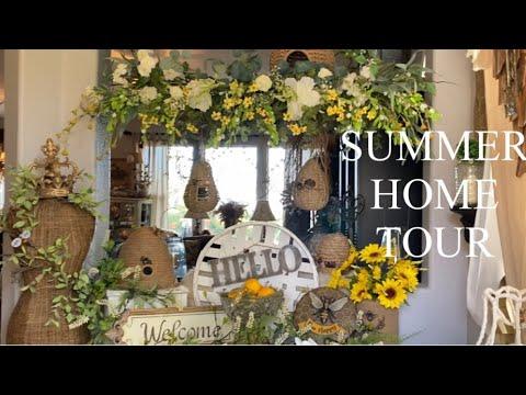 SUMMER HOME TOUR/BETTER