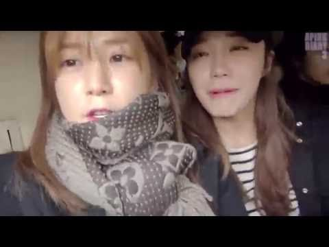 [ENG SUBS]Apink Diary3 EP.01 (North America Tour)