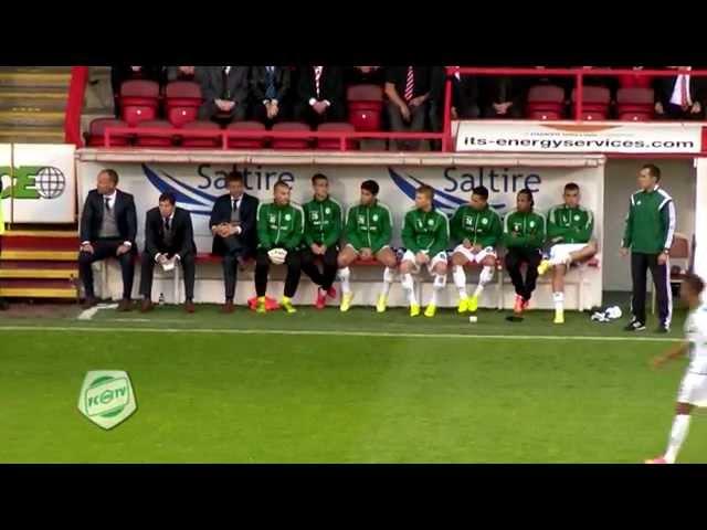Samenvatting Aberdeen - FC Groningen 0-0 (2014)