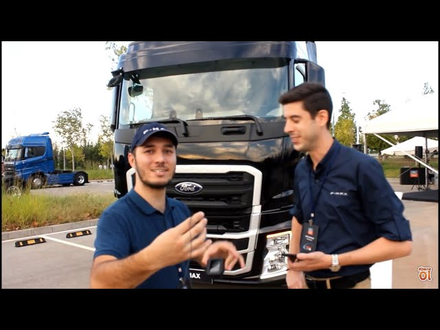 Ford Trucks F-Max Türkiye Lansman? / Ford F-Max Teknolojileri / ConnecTruck Nedir ?