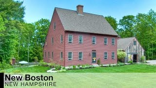 video of 3 carriage road   new boston new hampshire real estate homes
