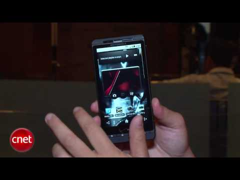 First Look: Motorola Droid X (Verizon Wireless)