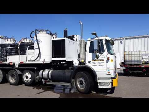 Endisys converted Arrow truck.