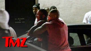 The Game -- SHIRTLESS RAGE ... After Fight Breaks Out at Hollywood Club [Video]