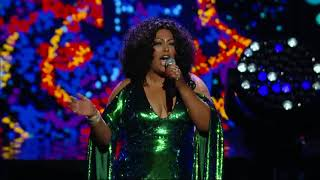 India, Yuri - Homenaje a Celia Cruz - Premios American Music Awards