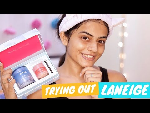 I Tried out Korean Skincare Products (Amazing results!) | Dhwani Bhatt