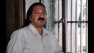 "PRESIDENT OBAMA ""OUR LAST HOPE""  FREE LEONARD PELTIER."