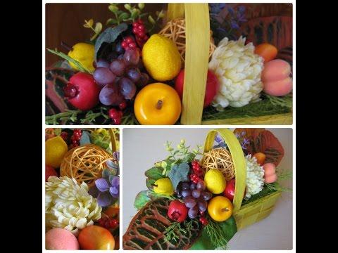 Сад в контейнерах Цветы и растения в горшках, корзинах