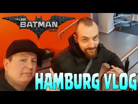 HAMBURG VLOG - Lego Batman Movie Event | EgoWhity