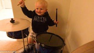 Baby Michael Drummer Boy