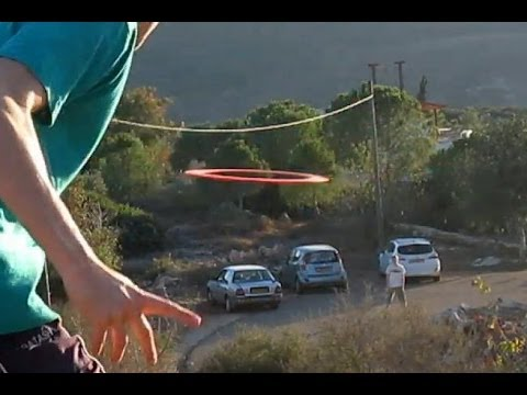Aerobie pro tricks flying ring (flying disc)