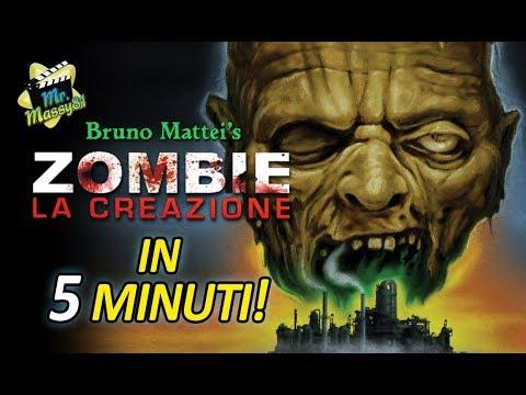 Zombie - La creazione in 5 minuti!