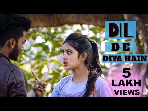 Dil De Diya Hai Jaan Tumhein Denge (Heart Touching Love Story) Latest Hindi Sad Songs,JE Brothers