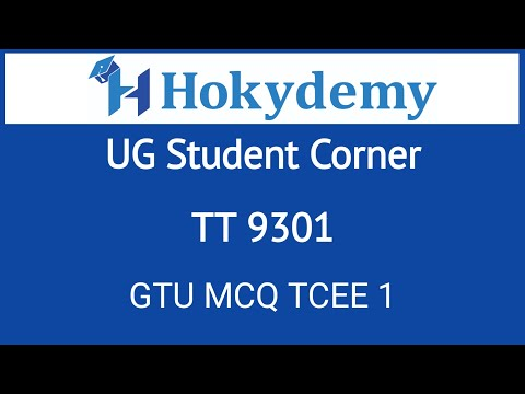 HSTT 2201 || GTU Electrical MCQ Sem 8 || Testing & Commissioning Of Electrical Equipments Part-1