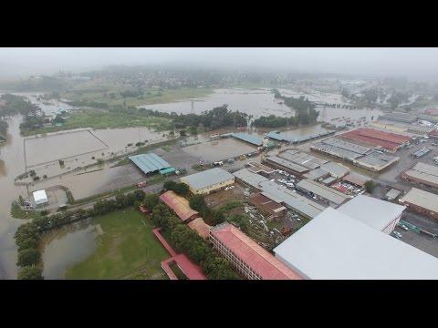 Newcastle Floods 2017