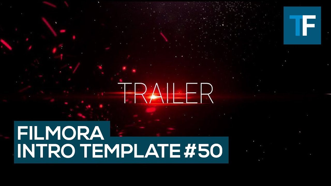 wondershare filmora intro template 50 cinematic intro free download youtube. Black Bedroom Furniture Sets. Home Design Ideas