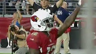Cardinals' WR John Brown's Crazy TD Dance