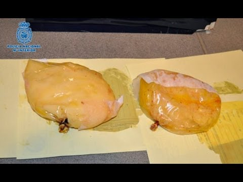 Woman Busted Smuggling Cocaine In Breast Implants