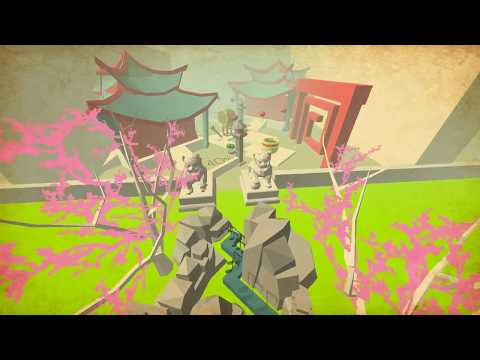 Dancing Line - The Chinese Garden (Landscape) | SHAvibe