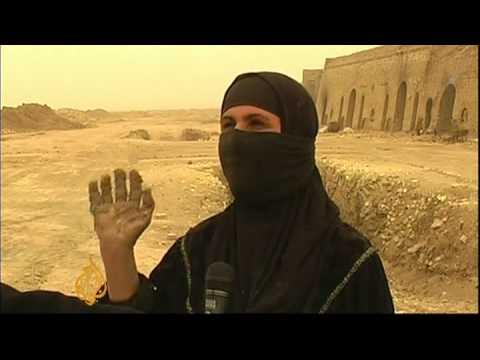 """Iraqi women in """"silent emergency"""" - 08 Mar 09"""