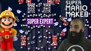 New Tricks & Trolls | Super Expert No Skips Challenge | Mario Maker [XIV]