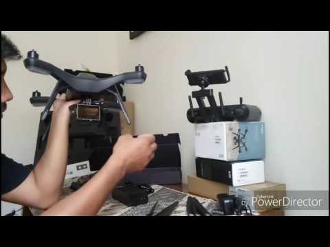 Unboxing drone SOLO 3DR (bahasa indonesia)