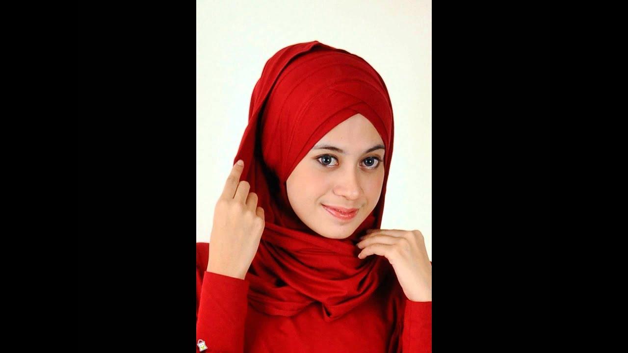 081216147474 Model Jilbab Merah Marun Bata Dan Merah Muda