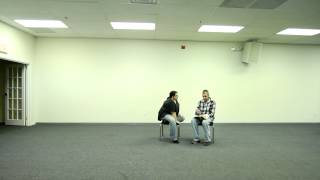 Cast Of Faith | Theater Exercises & Film Acting | John Currie & Sherrie Cowie