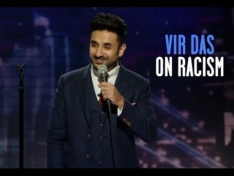 Vir Das | Stand-Up Comedy | Indians are Racist-ish