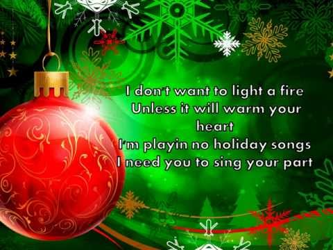 NSYNC- I Dont Want To Spend One More Christmas Without You