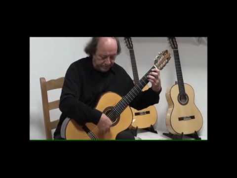 Anda Jaleo - Federico García Lorca (Arr. para guitarra F. Ortiz)