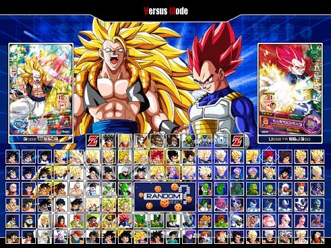 Dragon Ball Heroes M.U.G.E.N (Hi-Res) by Ristar87