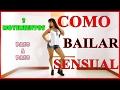 Como Bailar Sensual - 3 movimientos paso a paso