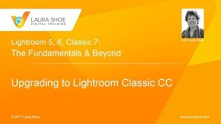 How to Upgrade to Lightroom Classic 7