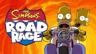 The Simpsons: Road Rage Walkthrough | Mission Mode | All Missions (Xbox/PS2/Gamecube)