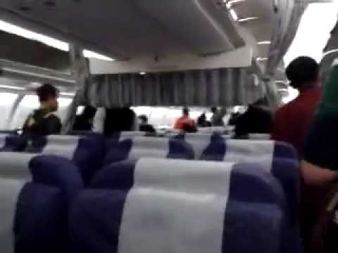 boarding an air china airbus a330 300 to beijing youtube. Black Bedroom Furniture Sets. Home Design Ideas