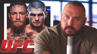 KHABIB vs McGREGOR - True Geordie Preview