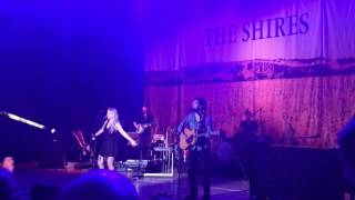 The Shires- A Thousand Hallelujahs- Warwick Arts Centre- 25.4.17