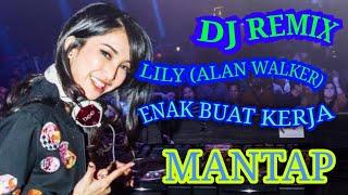 DJ SLOW ALAN WALKER LILY BUAT SANTAI